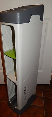 Official Slam Brands Xbox 360 LevelUp Gaming Tower Game Controller Rack Rare HTF