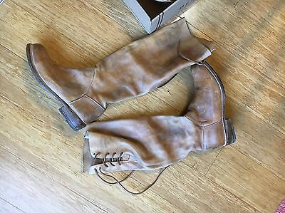 Bed Stu , Free People Boots , 9 , True To Size, Fine Leather,, Handmade In ����