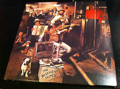BOB DYLAN & THE BAND:THE BASEMENT TAPES-1975 Album-2 x CD Inc.Tears Of Rage-NEW