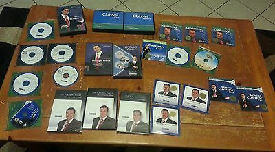 BRIAN BUFFINI Lot 58 cds & 2 DVDS Conference Call Blitz Referral Real Estate