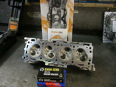 Holden Rodeo 2.6 4ZE1 NEW cylinder head kit, suit unleaded