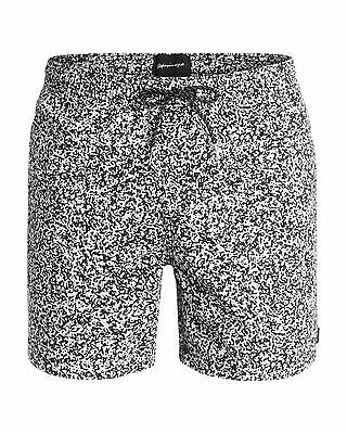 "NEW QUIKSILVER™  Mens Ghetto Mix Volley 17"" Boardshort Surf Board Shorts"