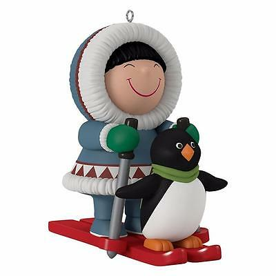 Frosty Little Friends~Miniature~2016~Hallmark~MIB