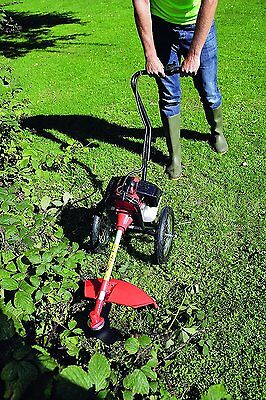Eckman 2-Stroke Petrol Wheeled Brush Cutter and Line Trimmer