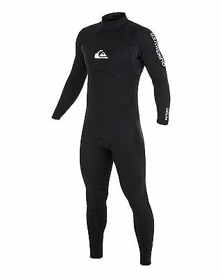 NEW QUIKSILVER™  Mens Syncro 3/2 mm Base Steamer Wetsuit Surf
