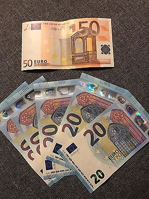 left over holiday money 150€