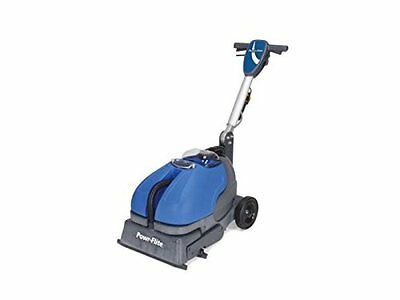 """Powr-Flite Cas16 16"""" Compact Auto Scrubber And Grout Cleaner"""