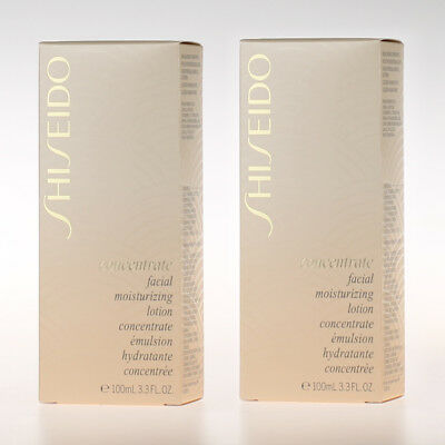 Shiseido Facial Concentrate Facial - Moisturizing Lotion Concentrate 100ml - 2x