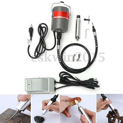 230V 220W High Power Engraving Hanging Mill Grinding Jewelry Design Repair Tools