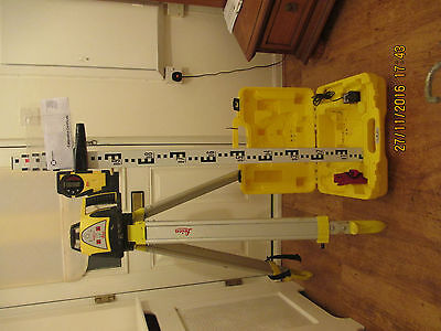 Leica rugby 100 laser level