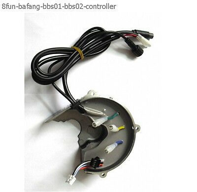 Bafang mid crank  controller-48V750W bbs02 old version controller for replacemnt