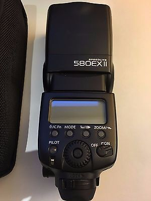 Canon Speedlite 580EX II Shoe Mount Flash for For Canon