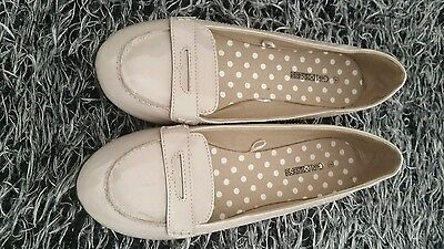 Size 8 kmart flats new without tag womens casual work shoes
