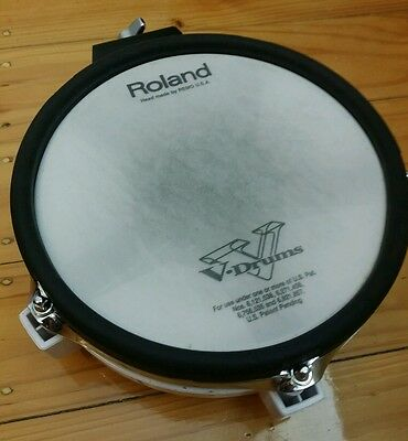 Roland V-Drums Pd-80, Mesh Head, Electronic Tom/snare Drum, Vgc - ☆ Price Drop ☆