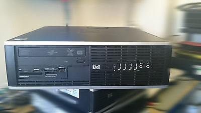 Lote de 5x HP 6000 pro Intel dual core E5400 2GB RAM DDR3 320GB HDD DVDrw Win 7