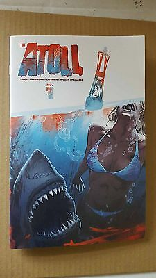 THE ATOLL #1 - 1st PRINT - BIG PICTURE COMICS