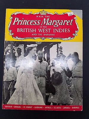 H.R.H. Princess Margaret in the British West Indies & Bahamas