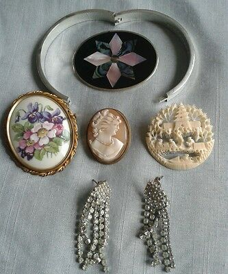 Collection of Vintage Jewellery