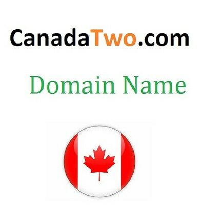 CanadaTwo domain name