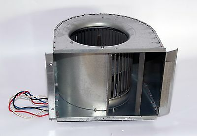 Coleman Furnace main Air blower squirrel cage fan assembly 115V 1/3 HP 4 sp
