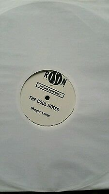 The Cool Notes-Magic Lover-Vinyl 12''