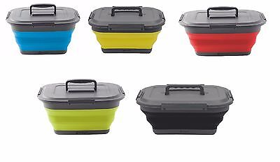 Outwell Collaps Aufbewahrungs-Box Camping Kiste Transportbox M faltbar UVP 27€