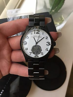 Brand New Men's Marc By Marc Jacobs Watch Black