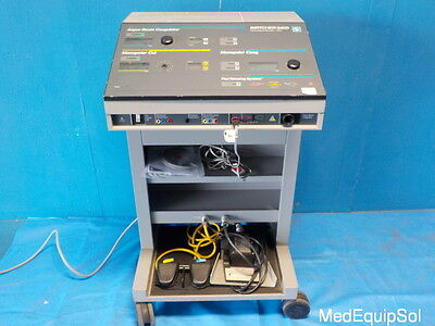 Birtcher 6400 Electrosurgical Generator W/ Foot Pedals