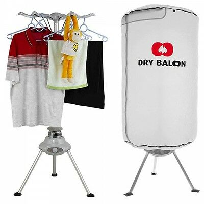 Dry Balloon Portable Clothes Dryer, Compact Travellers Mobile Laundry Drying Kit