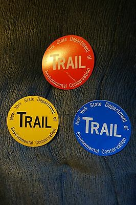 3 Trail Markers