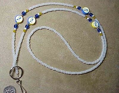 Down Syndrome Awareness Id Badge Holder Lanyard