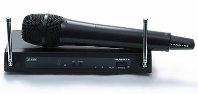 Trantec S4.04H Radio Wireless Microphone Mic Handheld System S4.4 Series UHF