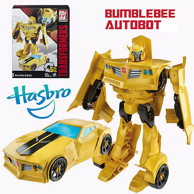 Hasbro Transformers Generations Bumblebee Robot Truck Car Action Figures Kid Toy