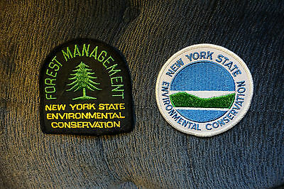 2 Environmental Conservation Patches