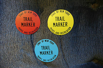 3 Parks & Recreation Trail Markers