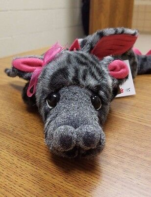 Kaycee Bears ~ Mindy The Dragon ~ HAND SIGNED Limited Edition #8/15 - NWT
