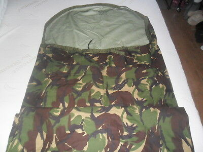 British Army DPM Sleeping Bag Cover/Bivy Bag
