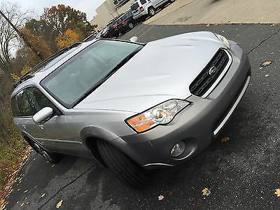 2007 Subaru Outback LIMITED LL BEAN EDITION 2007 SUBARU OUTBACK LLBEAN EDITION LIMITED-NAVIGATION-SUNR00F&LEATHR-BEST'N SNOW