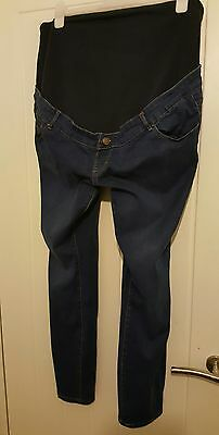 newlook overbump maternity jeans 16
