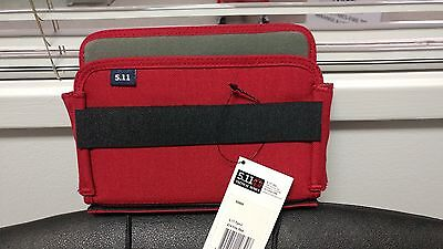 5.11 Tactical TPO I (Small Pocket Organizer) - Red