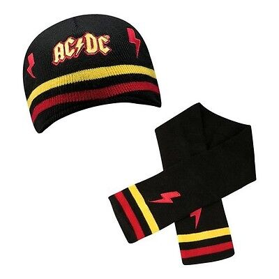 ACDC Kids Scarf and Beanie Gift Pack