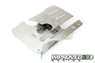 IMPROVED Alu Oil Baffle Kit Schwallblech Ölschutz Pontiac GTO LS1 LS2