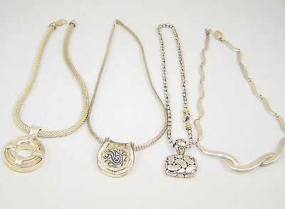 Lot Of Sterling Silver Jewelry 207.7 Grams