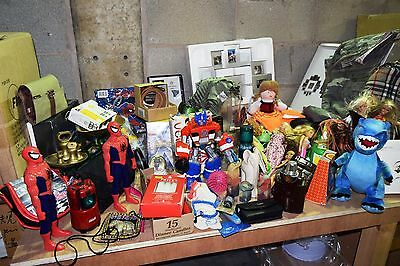 Large Mixed Quantity of Car Boot/Market Items Delivered