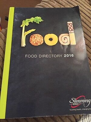 slimming world directory 2016