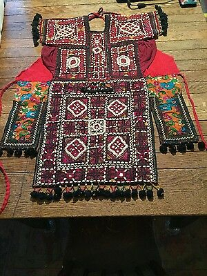 Vintage Ethnic Turkman Childs Garment