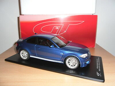 1 : 18 BMW 1M FMA Forum Miniature Auto - GT SPIRIT