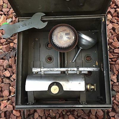 Vintage Military Army Field - Cookers Portable No2 - Petrol Camping Stove (2)