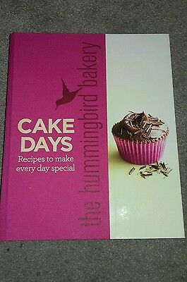 The Hummingbird bakery book (Cakedays)