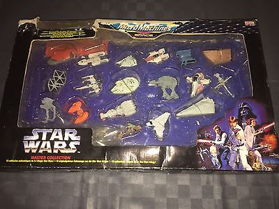 Star Wars Micro Machines Master Collector's Edition in OVP!